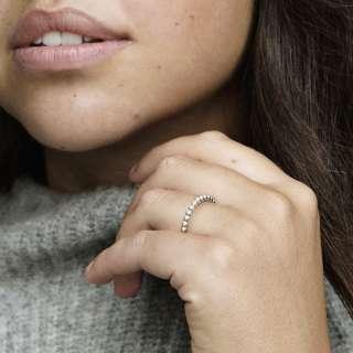 Prsten Niz perlica