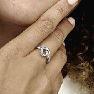 Prsten Prepleteno srce