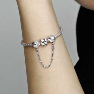 Sigurnosni lančić s Pandora logom