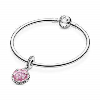 Viseći privjesak Ružičasta rođendanska torta