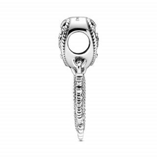 Privjesak Rupičasto srce i snovolovka s tri pera