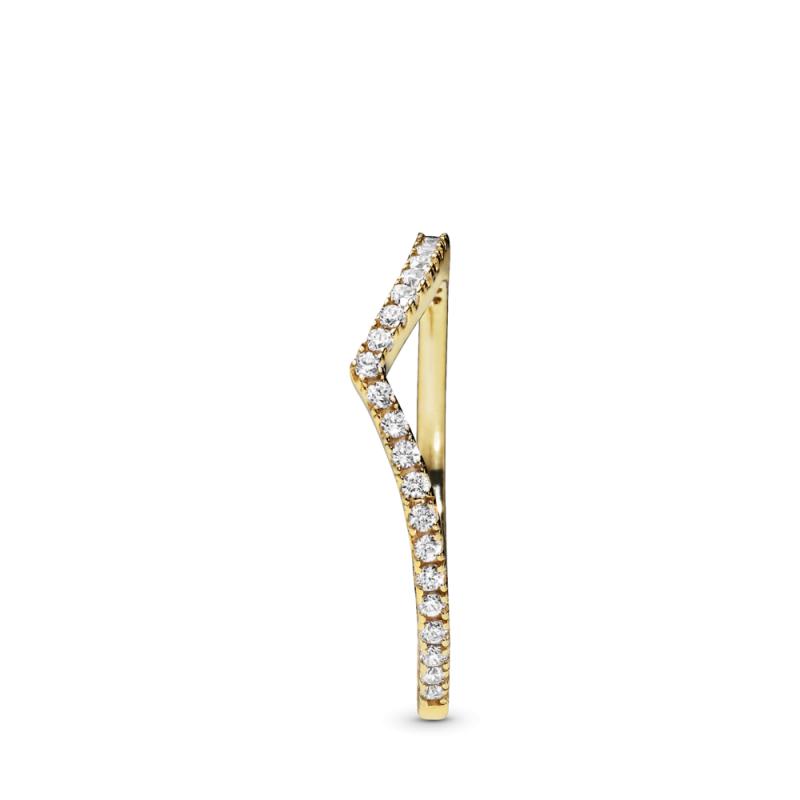 Prsten Blistavi Wishbone