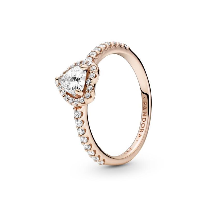 Prsten Blistavo uzvišeno srce
