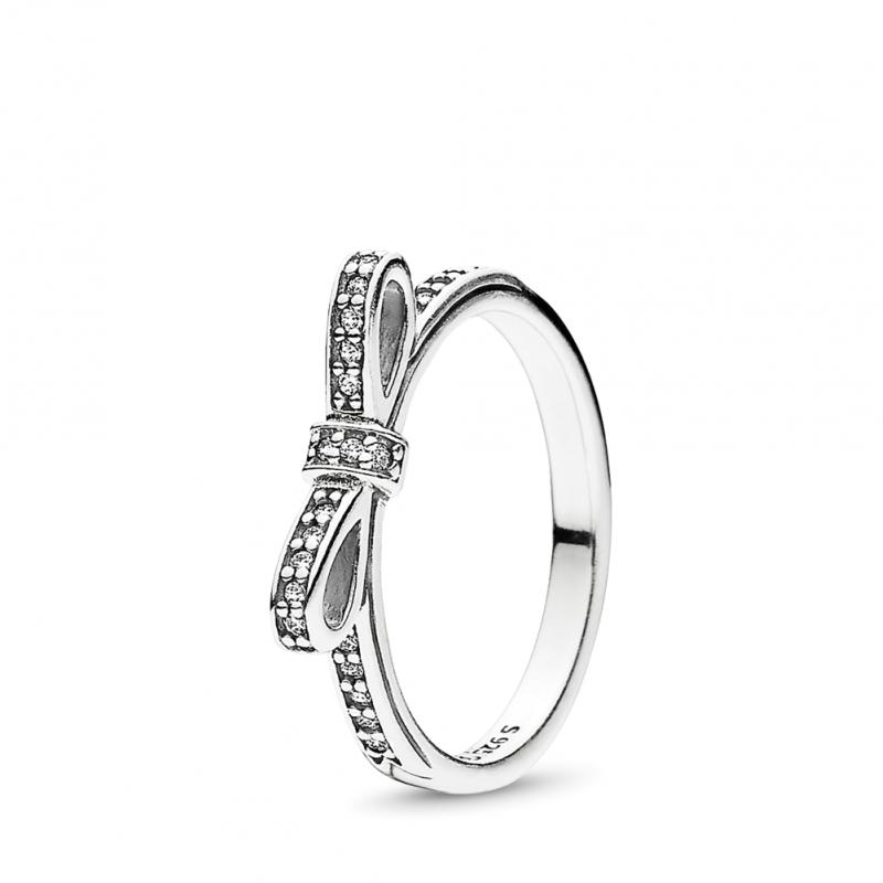 Prsten Svjetlucava mašna