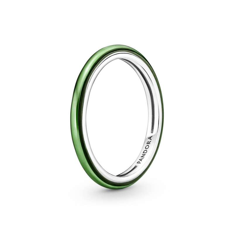 Prsten Pandora ME, Lasersko zeleni