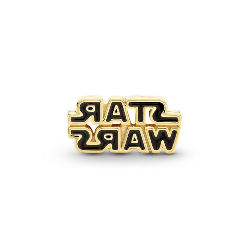 Privjesak sa svjetlucavim 3D logotipom Zvjezdani ratovi
