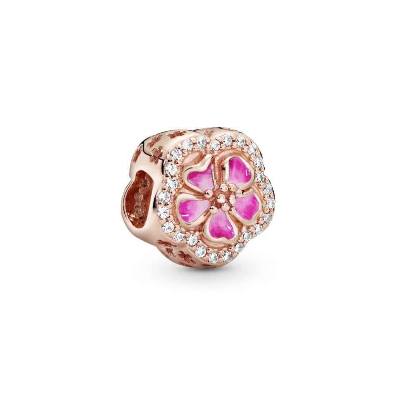 Privjesak Ružičasti cvijet breskve
