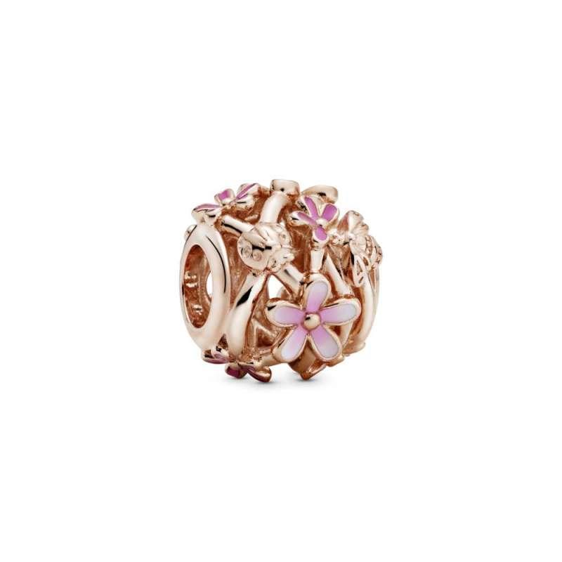 Privjesak Rupičasta ružičasta tratinčica