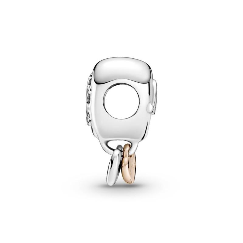 Privjesak u obliku srca Hvala majko