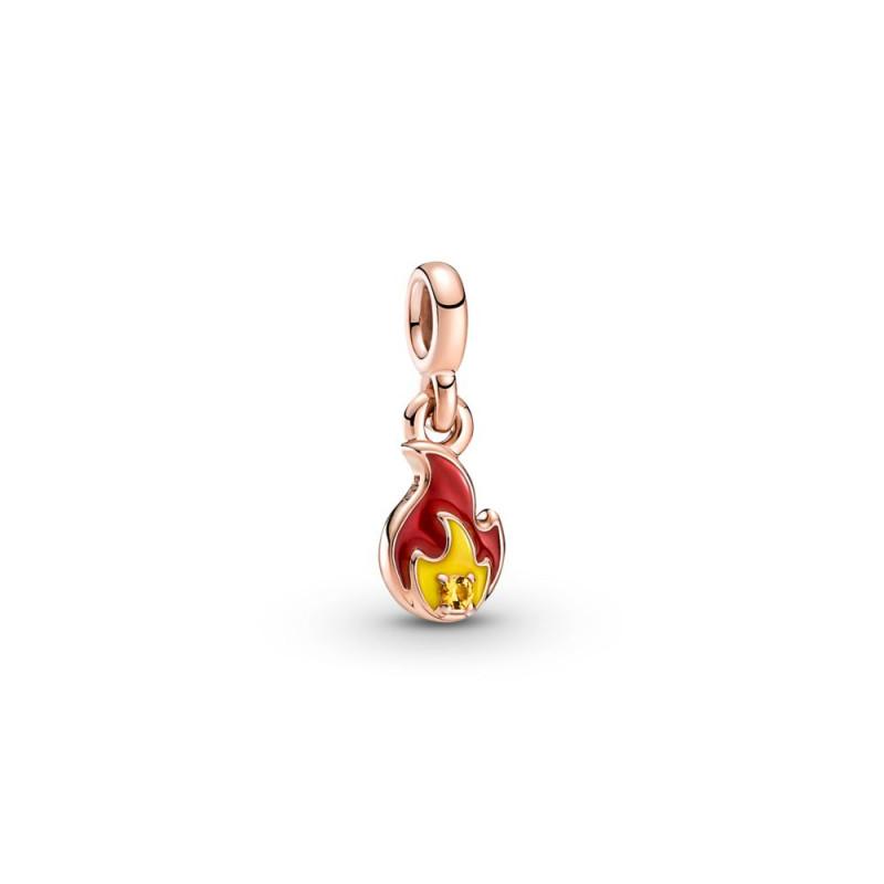 Viseći mini privjesak Pandora ME, Rasplamsali plamen