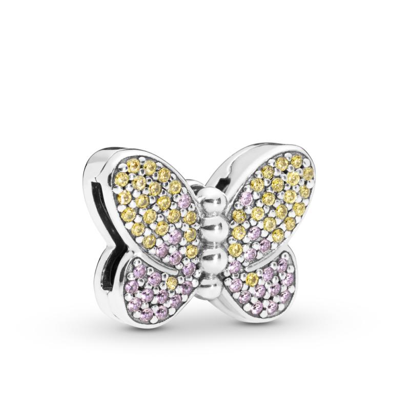 Privjesak Svjetlucavi leptir