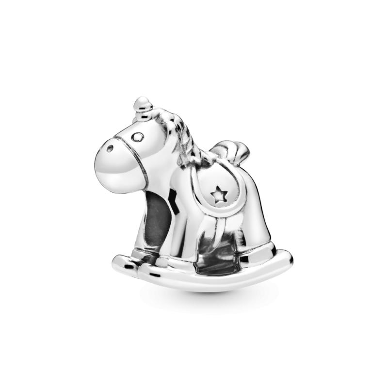 Privjesak Jednorog Bruno – konjić za njihanje