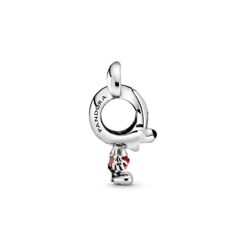 Privjesak Disney Mickey Mouse Crvene hlače