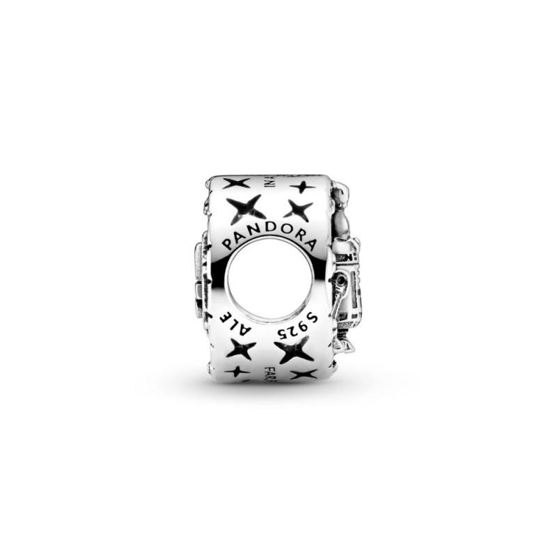 Privjesak rupičastog dizajna Zvjezdani ratovi C-3PO i R2-D2