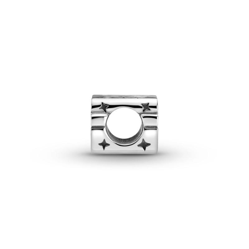 Privjesak sa srebrnim 3D logotipom Zvjezdani ratovi